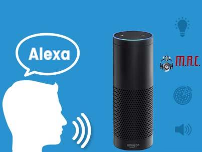 La Skill Alexa di Media Radio Castellana